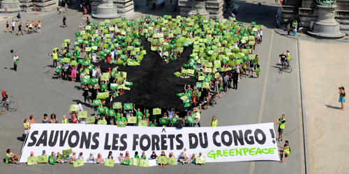 Forêts du Congo